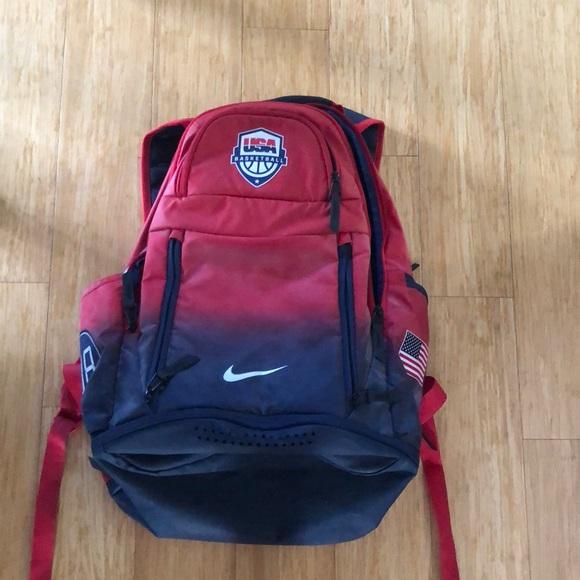 Usa Basketball Nike Backpack | Poshmark